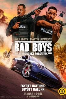 Bad Boys 3 - Mindörökké rosszfiúk